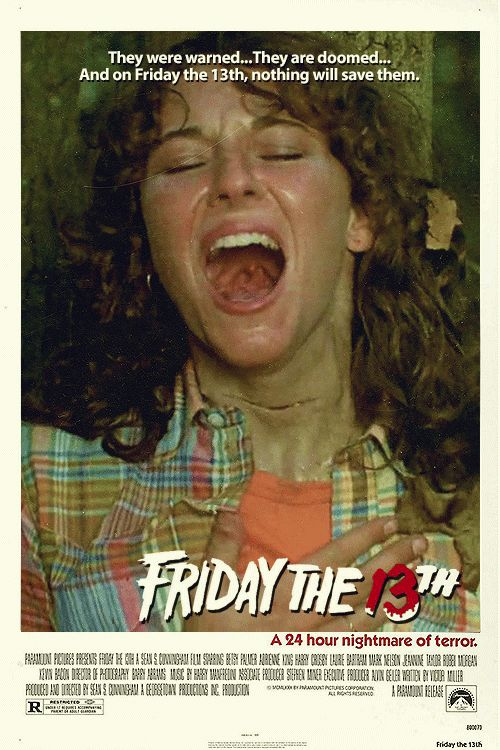 Watch Three More 'Friday The 13th' 1980 Motion Posters!