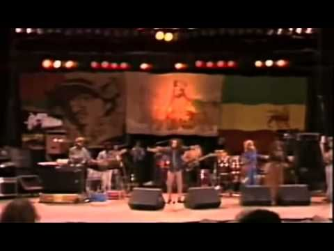 Bob Marley the legend live santa barbara county bowl 1979