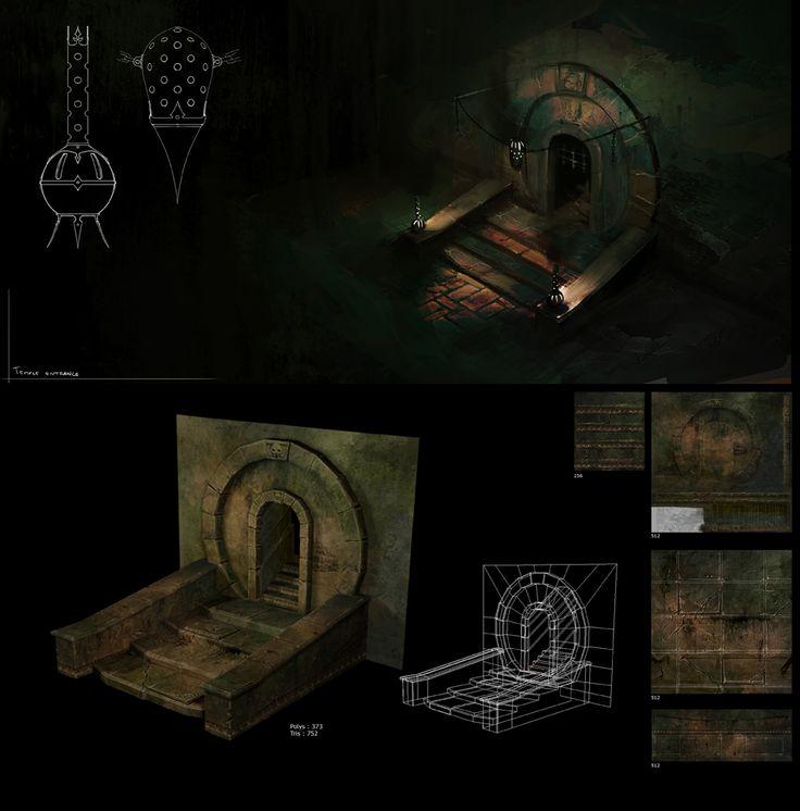 gate_concept_low_poly_model_by_asahisuperdry-d392rrc.jpg (923×936)