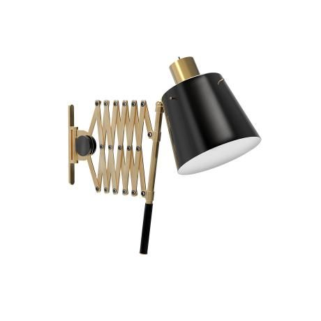DELIGHTFULL Pastorius Wall Lamp – Black from Let There Be Lighting - R18,999 (Save 0%)