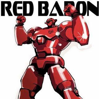Multiuniverso Heroes: El Barón Rojo - Anime Ova 1-4