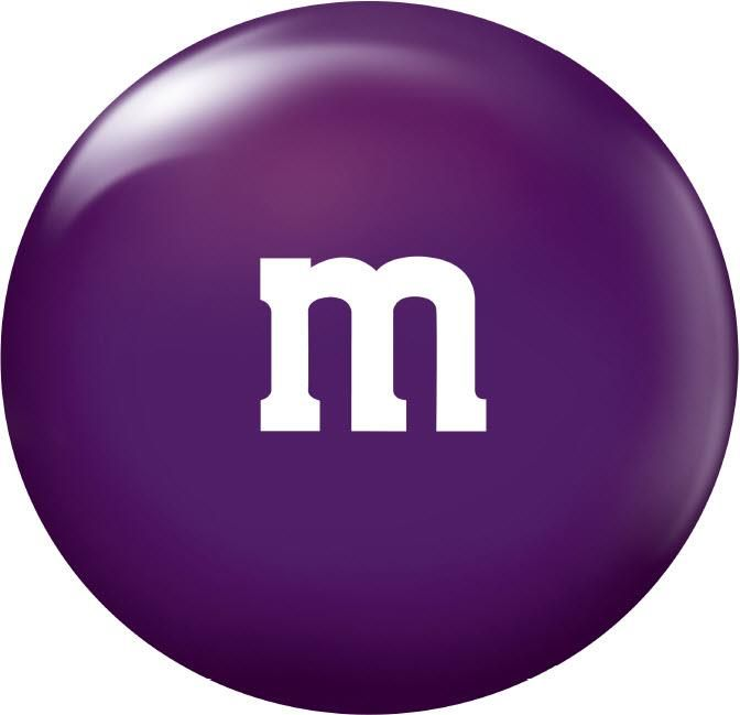 m and m candy people   NEWS FLASH: Purple M&M's Are Coming! - I Dream in Candy™