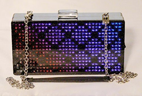 Creative Arts and Technology Cat Clutch LED Handbag *** Click image for more details.