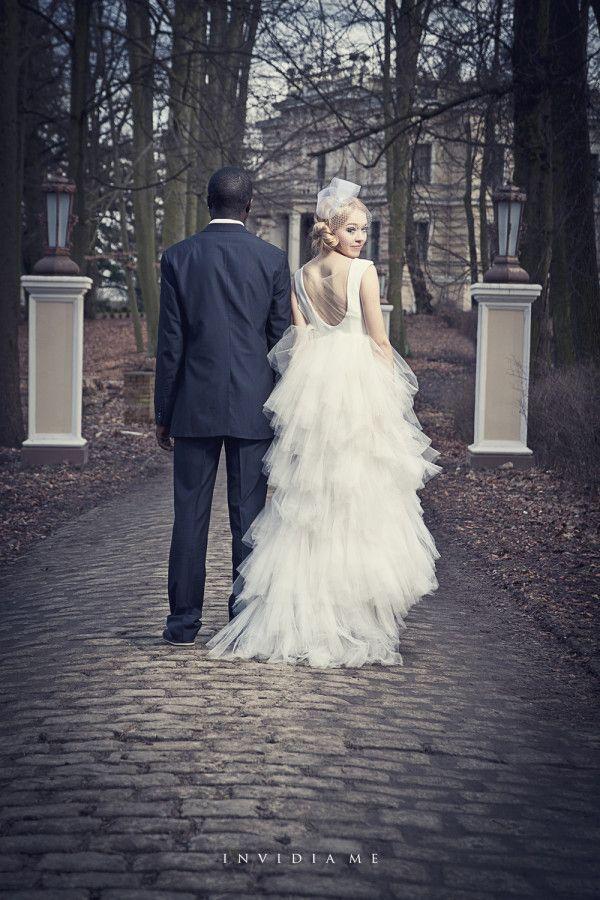 Suknia ślubna z kolekcji WEDDING 2014