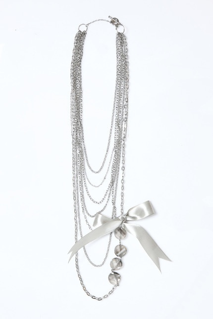 Claribelle Necklace by Kitty Kitz