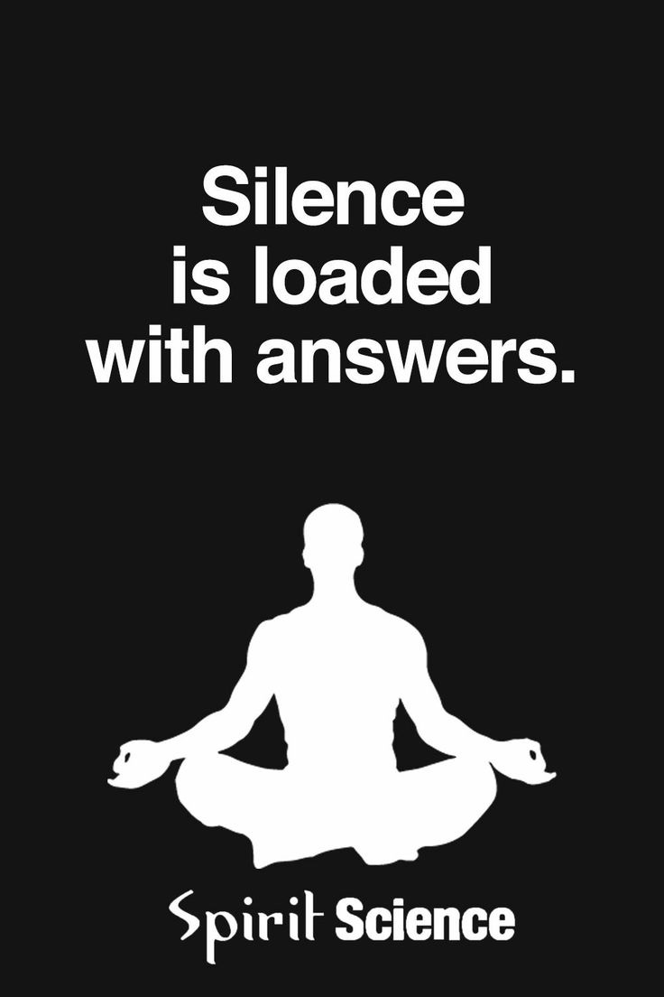 """mind and silence There isn't really such a thing as silence,"""" robert zatorre, an expert on the  neurology of sound """"in the absence of sound, the brain often tends to produce."""