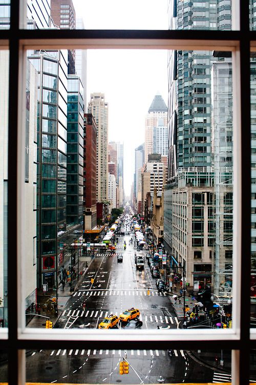 """Now you're in New York. These streets will make you feel brand new, big lights will inspire you."""