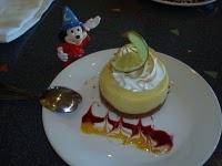 Key Lime Pie - Wolfgang Puck Grand Cafe & Express (Downtown Disney)