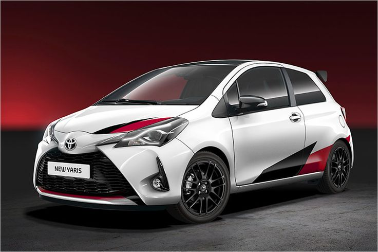 Toyota Yaris Facelift presented - All About Automotive