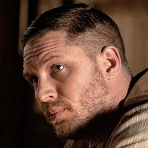 Tom Hardy Lawless Haircuts