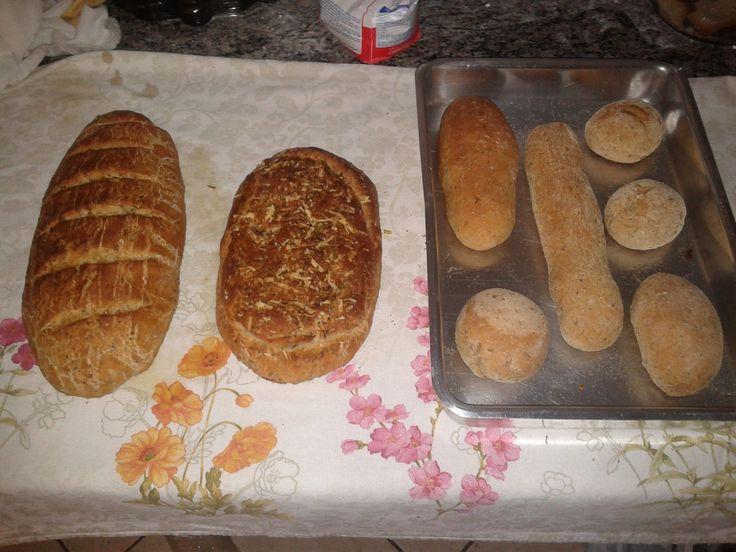 CERVEJA NA GUELA: O que fazer com malte? Pão de Malte (Malzbrot)
