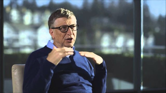 AWAKENING FOR ALL: BILL GATES Interview: How the World Will Change By...