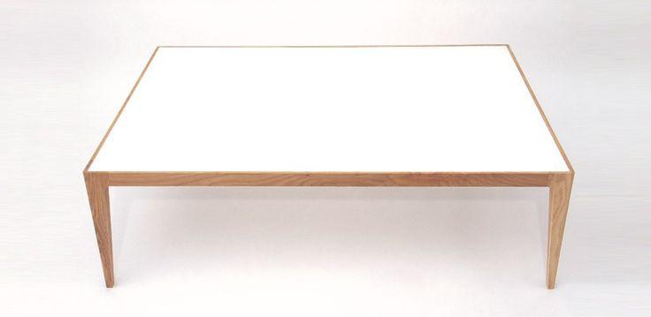 60 best images about tables basses on pinterest window - Table basse double plateau bois ...
