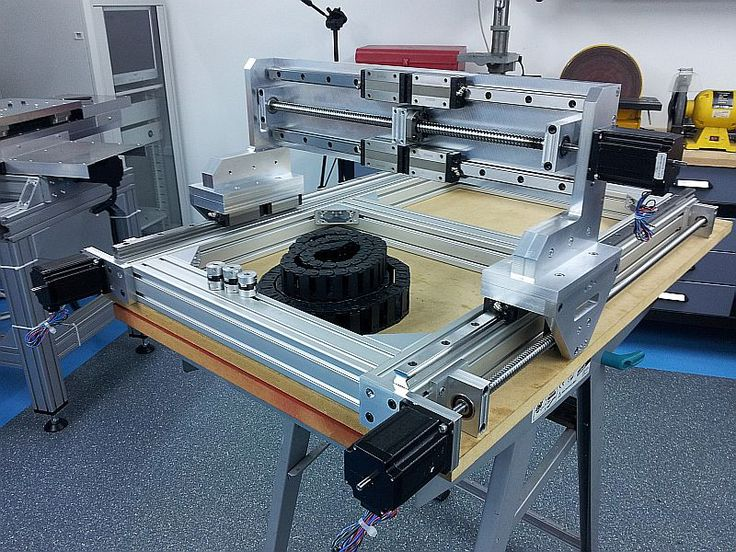 Build Thread cnc router , aluminum frame , pics only ... https://www.kznwedding.dj