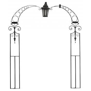 No 10 alternate lamp and arch for location filming. Item Number: 1140002. To prop hire our 10 Downing Street props, call 020 8963 9944 or email: mail@stockyard.tv quoting 'PINTEREST' for more information on this item.