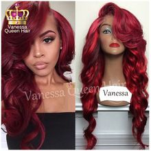 Best 25 bright red highlights ideas on pinterest which red hair mix wine red with bright red highlights synthetic lace front wig body wave glueless kanekalon heat pmusecretfo Choice Image