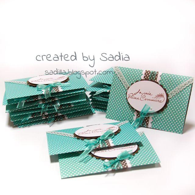 Sadilla's Blog: Prima Comunione, parte prima! =)