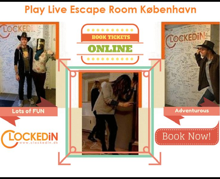Live escape game of Clockedin has been rated as the most popular live escape  room Copnehagen. 25  unique Escape room online ideas on Pinterest   Escape the