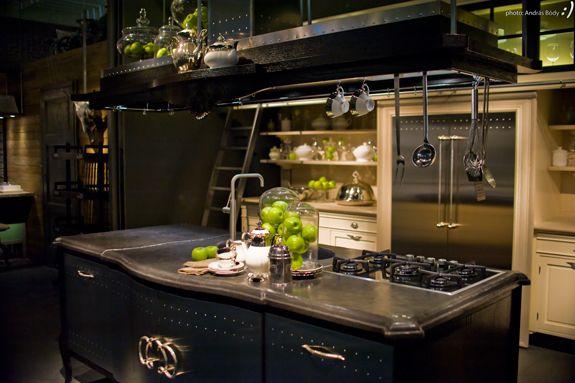 EuroCucina 2014 - Marchi Group kitchen
