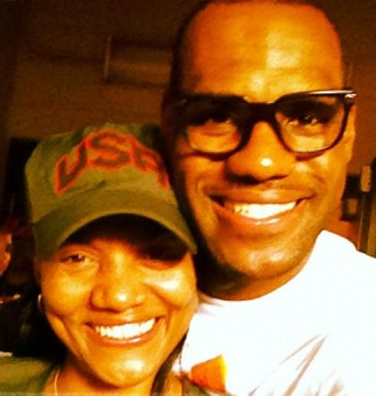 LeBron James Pens Open Letter Of Appreciation To His Mom Gloria And All Single Moms