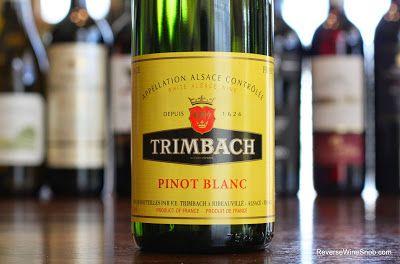 The Reverse Wine Snob: Trimbach Pinot Blanc 2011 - A Summertime Superstar. BULK BUY! Crisp, balanced and very quaffable. http://www.reversewinesnob.com/2014/06/trimbach-pinot-blanc.html #wine #winelover
