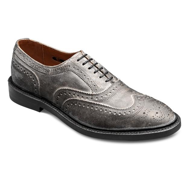 McTavish - Wingtip Lace-up Casual Mens Shoes by Allen Edmonds