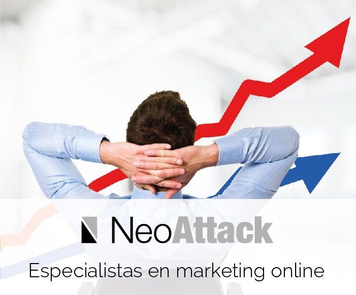 Banner Neoattack, especialistas en Marketing Online