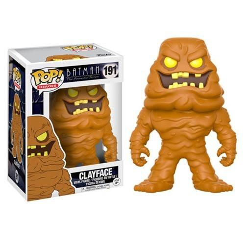FUNKO POP BATMAN THE ANIMATED SERIES CLAYFACE