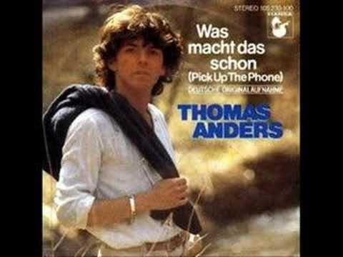 Thomas Anders-Was Macht Das Schon