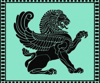 Lion Emblem Vector.  http://vectorspedia.com/free-vector/lion-emblem-vector-7519/