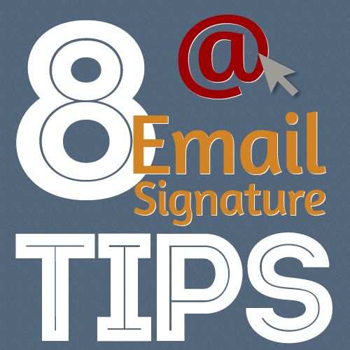19 best Email Signatures images on Pinterest Email signatures - sample email signature