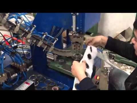 Curtain Automatic Eyelet Machine, Grommet machine(60 mm outside diameter...