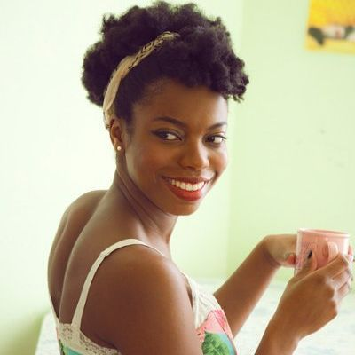 Newest SNL cast member Jan 2013 - Sasheer (effing) Zamata