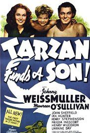 Watch Tarzan Finds A Son Online For Free. Tarzan's jungle home, and his family, Jane and Boy, are threatened by men greedy for gold.