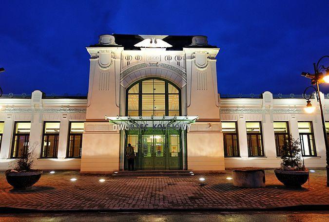 Dworzec Nowy Sącz