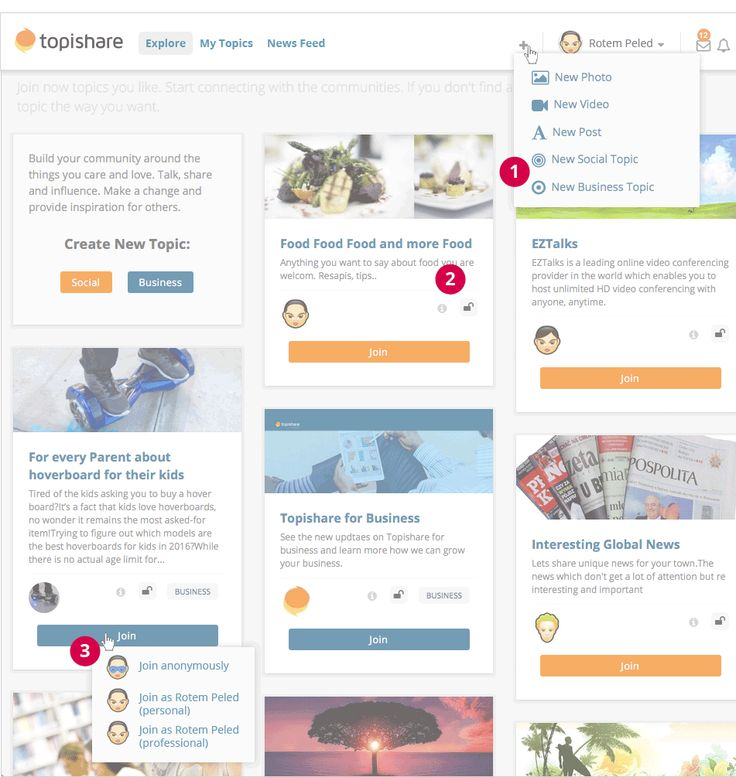 We just launched this kingdom for you. Take the Topishare Tour now !