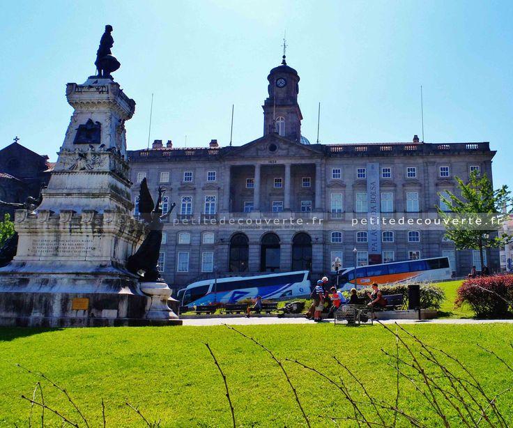 • Palacio da bolsa •  #porto#portugal#palaciodabolsa#palaisdelabourse#petitedecouverte#travel   ♡ Encore plus de découvertes et de voyages sur www.petitedecouverte.fr