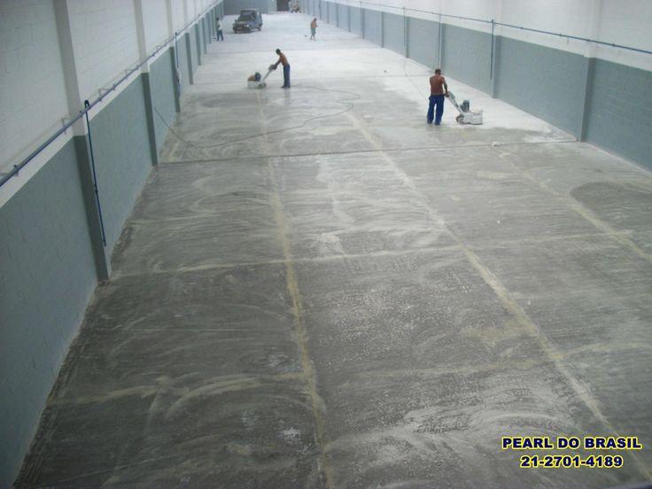 As 25 melhores ideias sobre pintura de concreto no - Pintura para pintar piso de cemento ...