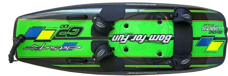 JETSURF FACTORY GP100 MOTORISED SURF BOARD #JETSURF