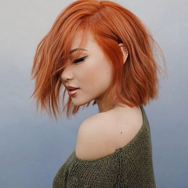 40 Hairstyles For Ginger Hair 2019 Hair Styles Fall Hair Short Hair Styles