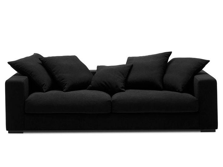 Ocho sofás negros para soñar