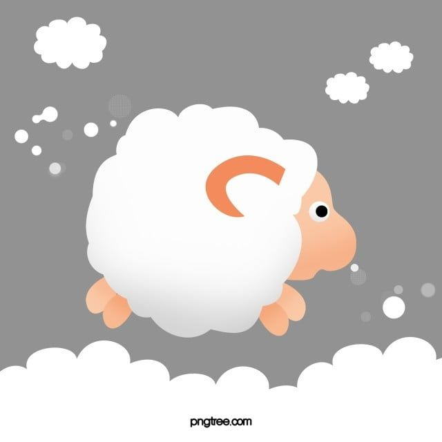 Sheep Eid Al Adha Sheep Clipart Sheep Cartoonmeng Chongmeng Png Transparent Clipart Image And Psd File For Free Download In 2020 Sheep Graphic Design Background Templates Flower Border Png