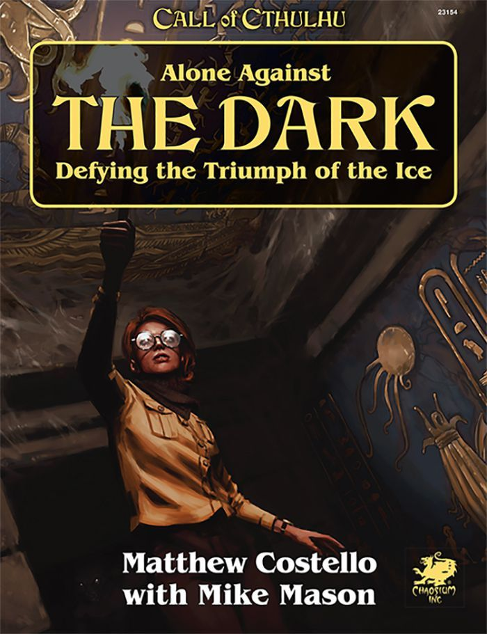 After Over 30 Years Alone Against The Dark Returns To Print For
