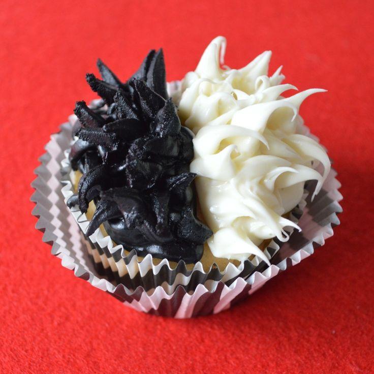 #Disney Side Disney Villain Cruella de Vil Cupcakes
