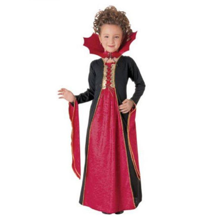 50 great cheap halloween costumes girls vampire - Halloween Costumes Vampire For Girls