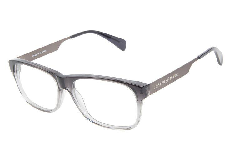 Glasses Frame Fading : Joseph Marc 4113 Grey Fade eyeglasses are industrially ...