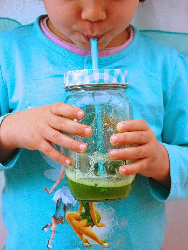 Parts de plaisir: Le jus vitaminé (aux légumes!) qui plait à vos enfants!