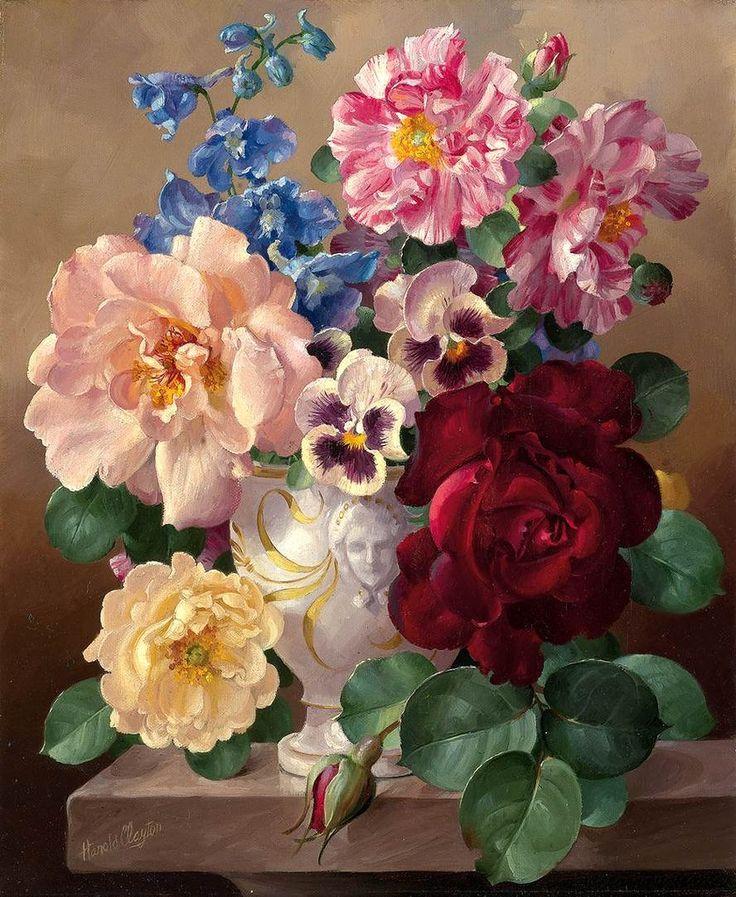 картинки где изображены цветы мелкая