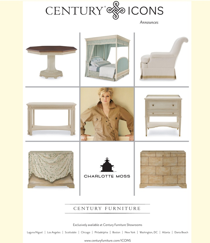 Century Furniture Icons Collection