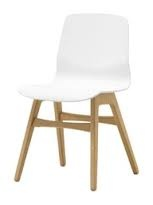 Bo concept london chair white design quest the perfect chair pinterest stoelen zoeken - Am pm stoelen ...